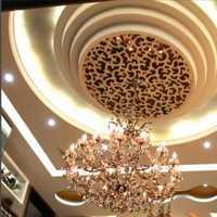 新房100平方米三室两卫客厅餐厅一起装中央空