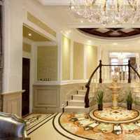 客厅茶几墙体彩绘沙发装修效果图