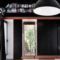 簡約小廚房整體櫥柜效果圖