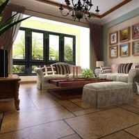 時尚個性客廳條紋地毯效果圖