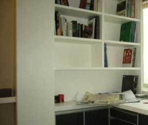 现代80后最爱的书房装修