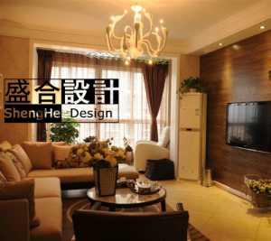 客廳白色現代風格電視背景墻效果圖一