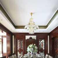 富裕型美式别墅书桌装修效果图