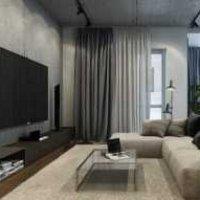 北京普通家庭客廳的裝修