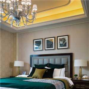 在北京装修一套90平的两居室