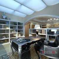 现代室内复式房子效果图