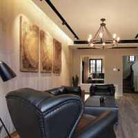 茶几阁楼简约欧式客厅装修效果图