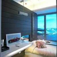 温馨优雅的美容院装修效果图简装80平米