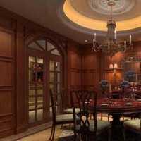 中式餐厅平面装修效果图