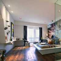 双人卧室别墅现代简约装修效果图