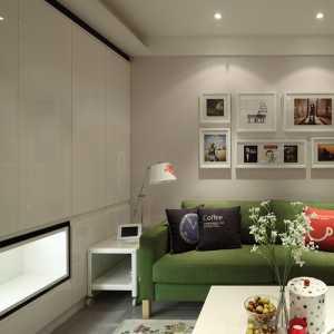 其他客廳二居室裝修70平米裝修效果圖