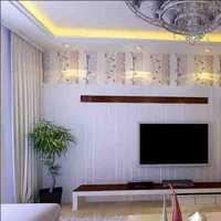 客厅家具壁灯别墅窗帘客厅装修效果图
