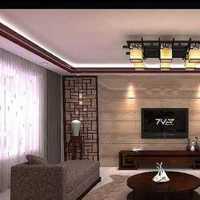 电视柜茶几90平米客厅装修效果图
