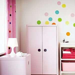 卧室飘窗两边墙柜子装修效果图