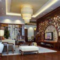 法式大户型沙发白色装修效果图