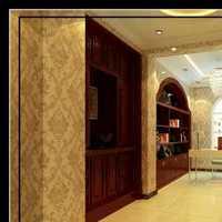 中式客厅沙发背景墙装修效果图