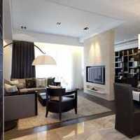 150m²三居室简欧风格过道地面拼花效果图