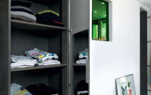 卧室现代简约公寓中性色60平米