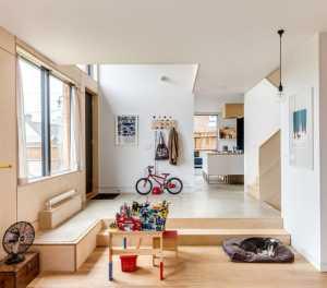 体验北欧极简生活——客厅设计集合(中)
