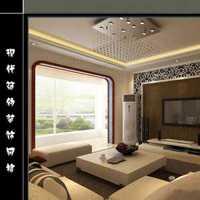 90平三居客厅欧式家具装修效果图
