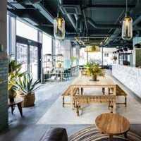 最新欧式别墅餐厅图片效果图