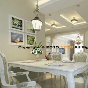 【安之若素】_北京房山富燕新村二区120平米简欧设计风格