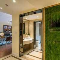 汉口新城公园世家装修设计图100平米三房两厅两卫