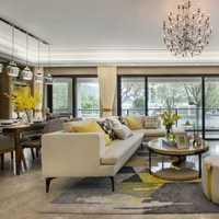 客厅茶几大户型楼梯的创意空间效果图