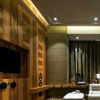 美式风格卧室灯效果图