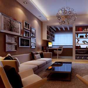 美式风格4平米卧室效果图