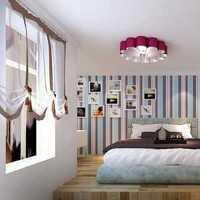 卧室玻璃隔断片赏析装修效果图