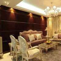 简约米色豪华型客厅沙发装修效果图