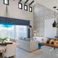 餐厅家具新中式装修效果图