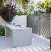 庭院家具户型装修效果图