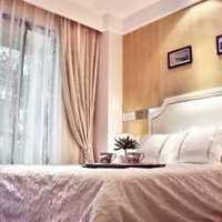 北京105平米三居室装修多少钱