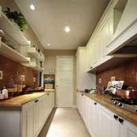 厨房简约橱柜三居室装修效果图