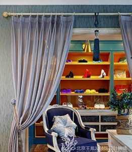 时尚复古客厅