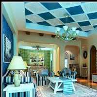 现代四居白色客厅窗帘装修效果图