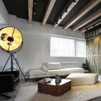 欧式别墅高雅艺术型起居室装修效果图