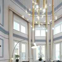 客厅家具休闲沙发混搭客厅装修效果图