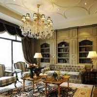 窗帘100平米茶几富裕型装修效果图