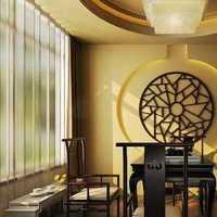 现代餐厅混搭装修效果图