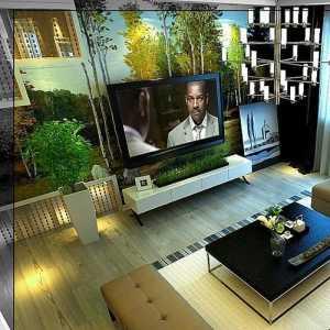 91平米三室一厅装修样板间-95平米三室一厅装修效果图-96...