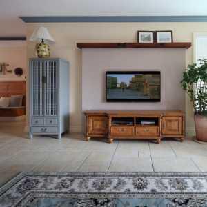 客厅电视背景墙用书法山水画工笔画油画或是墙纸哪种