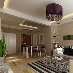 北京少花钱装出的奢华家6万把75平装修成140平图