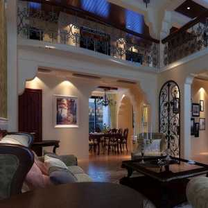 跃层客厅装饰