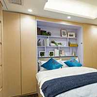 卧室室内墙面漆效果图