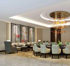 中海九号公馆3室2厅120平米现代风格