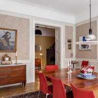 茶几卧室客厅餐厅装修效果图