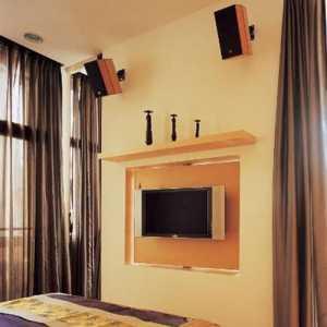 108平米两室一厅一卫现代装修图